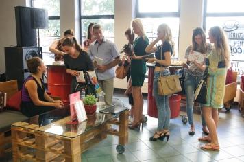 """Knygos pristatymas Kaune """"Vero Coffee House"""""""